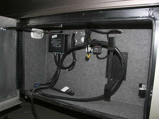 Basement Power Bay